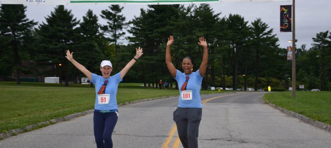Westchester Corporate Cup 5k Race, July 25, 2013